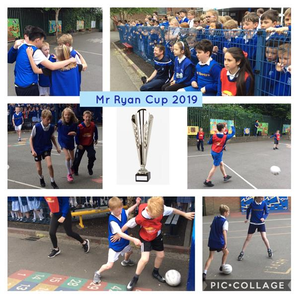 Mr Ryan Cup