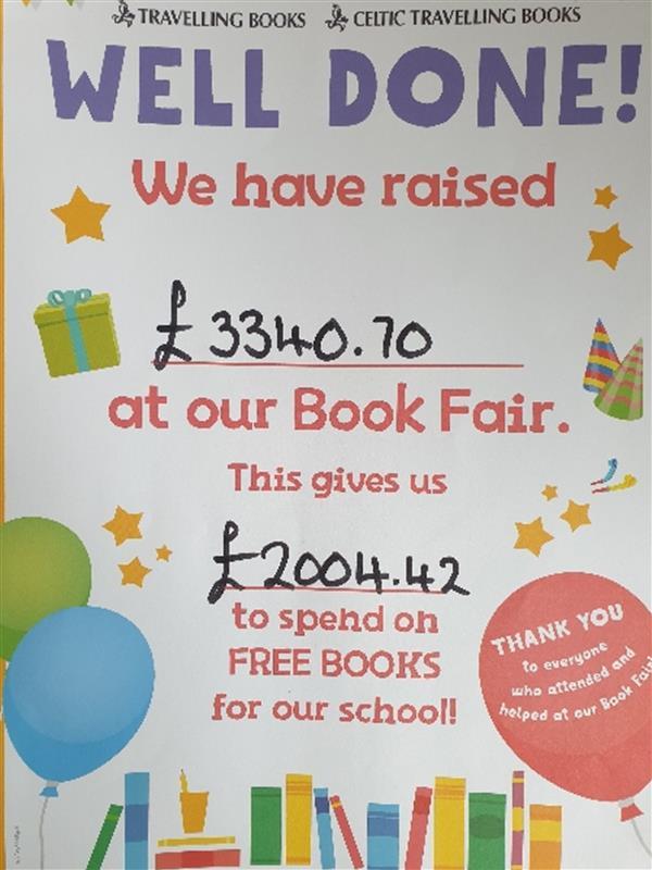 Book Fair Grand Total...