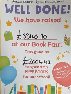 Book Fair Grand Total...