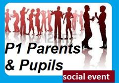 Social Evening for P1 Parents and Pupils