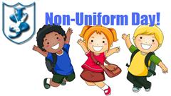 Non-Uniform Day!