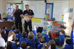 Northern Ireland Fire and Rescue Service Visit