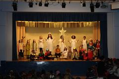 Christmas Show by P5, P6 & P7