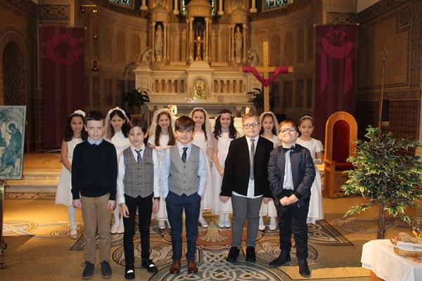 First Holy Communion, 2020